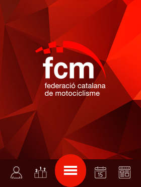 FCM Web App Screenshot